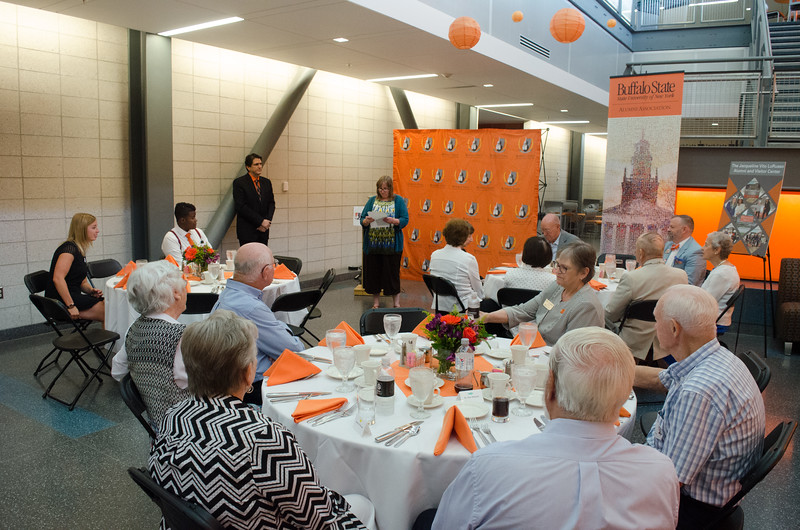 Class of 1957's 60th Reunion Luncheon.
