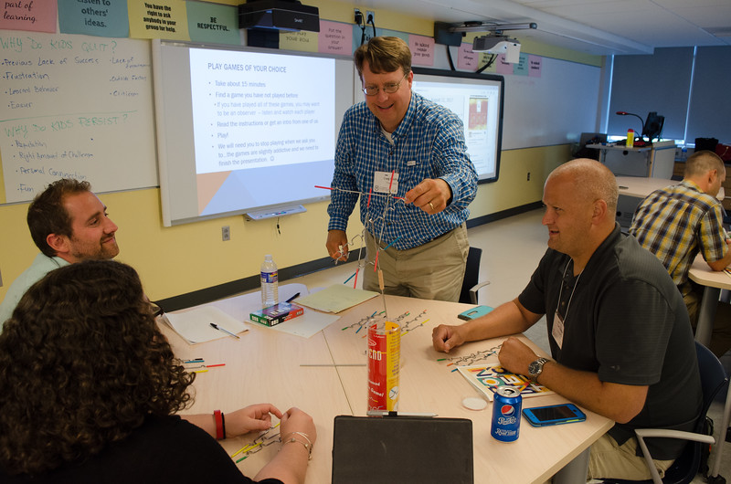New York State Master Teacher Conference at Buffalo State College.