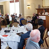 Peterson Society luncheon at Buffalo State College.