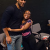 """Theater artist talk and master class with """"Empire"""" actor Trai Byers at Buffalo State College."""