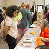 Teacher Tailgate informational and opportunity open house for teacher candidates at Buffalo State College.