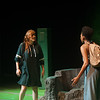 The Theather Department Production of Blood at the Root.