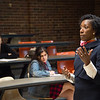 "Dr. Caryl Loney-McFarlane's ""Inclusivity/Exclusivity: Diversity in Higher Education"" presentation at Buffalo State College."