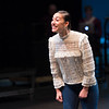 Student Lissette De Jesus performs during the Theater Department New Student Showcase at Buffalo State College.