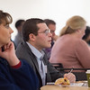 Data Analytics Across Disciplines Conference at Buffalo State College.