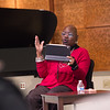Master class with Dr. Ysaye Barnwell at Buffalo State College.