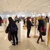 Buffalo State annual student art sale 2018.