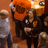 Alumni office held a reunion for the track and field alumni.