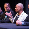 Student Open Forum with the President's Cabinet at Buffalo State College.