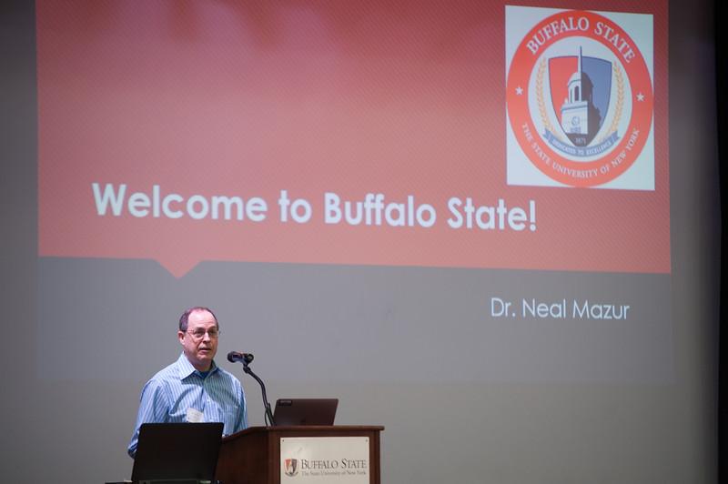 CS4ALL Principal Summit at Buffalo State College.