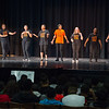 "Buffalo State College's Anne Frank Project (AFP) performance of ""The Space Between"" at Lewis J. Bennett High School."