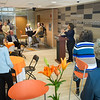 Peterson Society event in Caudell Hall at Buffalo State College.