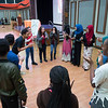 Anne Frank Project (AFP) Youth Day at Buffalo State College.