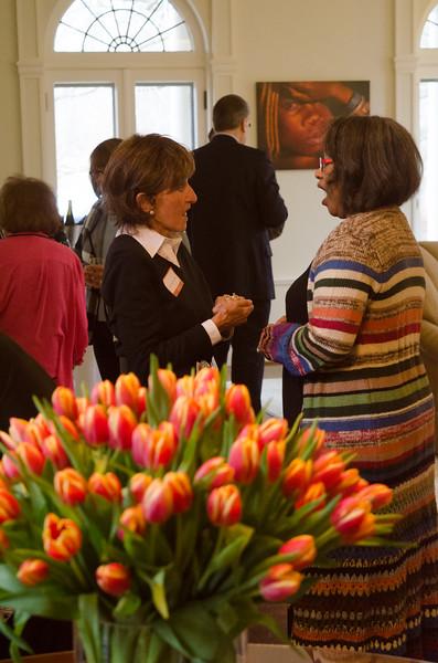 President's Circle Reception.