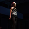 Fashion Technology Runway 11 interconnect  student fashion show at SUNY Buffalo State.