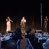 Scholarship fundraising gala at Buffalo State College.