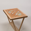 Wood Design student project by Emily Ziegler at Buffalo State College.