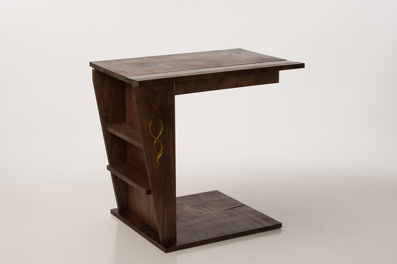 Wood Design student project at Buffalo State College.