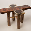 Wood Design student project by Noah Giusiana at Buffalo State College.