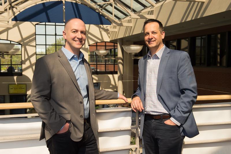 Buffalo State College alumni who work at Ingram Micro in Buffalo, New York.