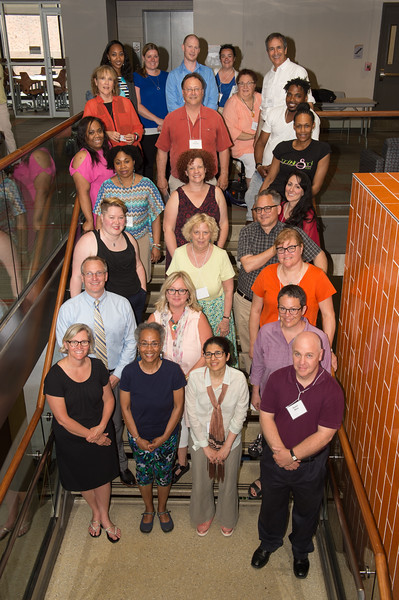 Approved Applied Learning Fellowship Cohort workshop at Buffalo State College.