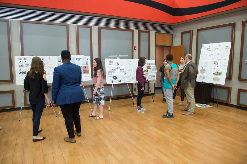 Celebration of Community Engagement at Buffalo State College.