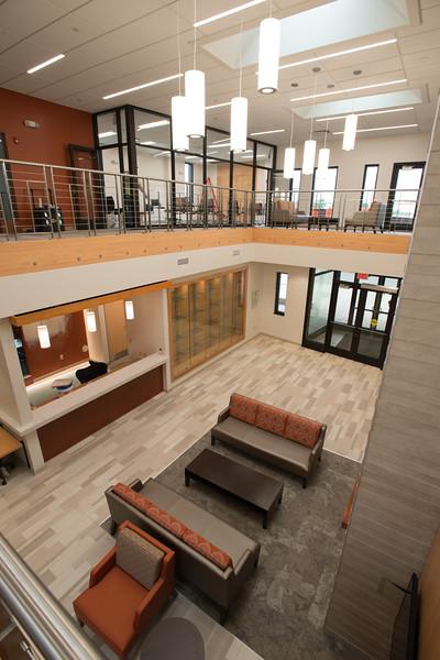 Jacqueline Vito LoRusso Alumni and Visitor Center at Buffalo State College.