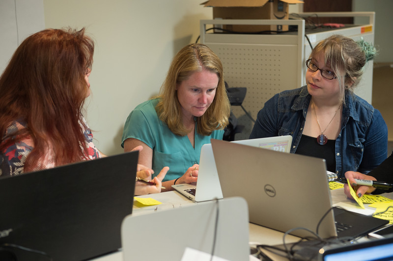 Fostering Innovation in Teaching with Technology (FITT) Academy at Buffalo State College.