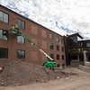 Bishop Hall renovation at Buffalo State College.