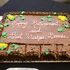 Buffalo State's faculty and staff gather to wish Bonnie joyful retirement.