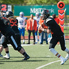 Homecoming football game vs. Hartwick at Buffalo State College.