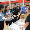 United University Professionals (UUP) barbeque at Buffalo State College.