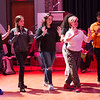 """""""Exploring Empathy Through Movement and Stories"""" workshop during the Anne Frank Project Social Justice Festival at SUNY Buffalo State."""
