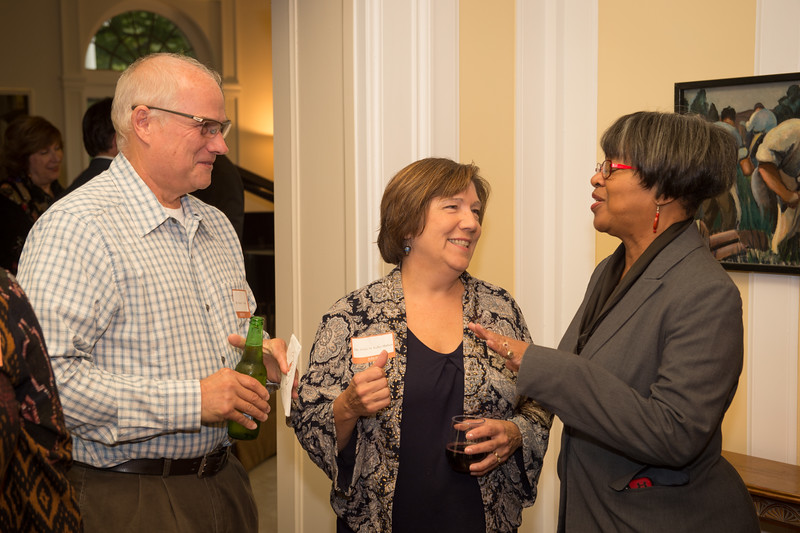 Faculty and Staff Donor Celebration at SUNY Buffalo State.