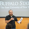 Computer Science for All (CS4ALL) conference at SUNY Buffalo State College.