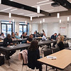 Data Science Advisory Board meeting at SUNY Buffalo State College.