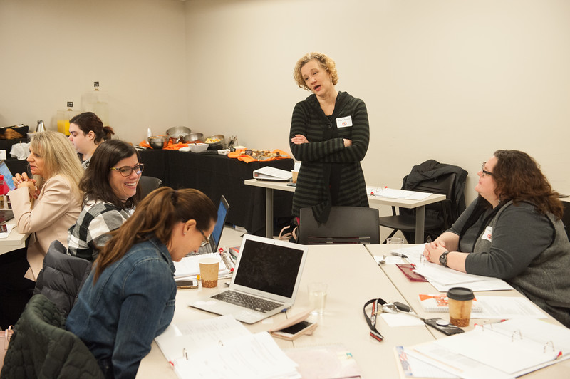 Applied Learning workshop at Buffalo State College.