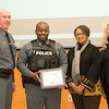 University Police awards ceremony at Buffalo State College.