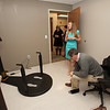 Ribbon cutting ceremony for the Nutrition Education Counseling Center at Buffalo State College.