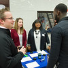 Career Development Center Job and Internship Fair at Buffalo State College.