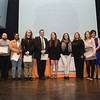 Hospitality and Tourism Department Ambassador Awards ceremony at Buffalo State College.