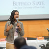 Class Visits program at SUNY Buffalo State College.