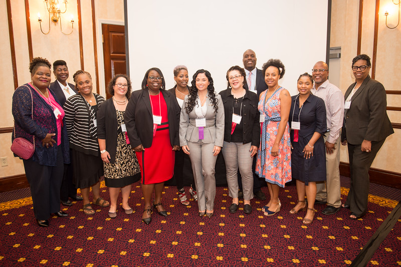 Networking in Higher Education: Building Bridges for a Better Tomorrow conference hosted by Buffalo State College and the University at Buffalo.