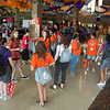 New student orientation at Buffalo State College.