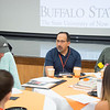 Buffalo State College Anne Frank Project (AFP) Social Justice Fellows program for teachers.
