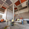 Construction projects at Buffalo State College.