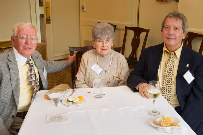 SUNY Buffalo State College Peterson Society Luncheon at the Buffalo Club.