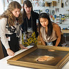 Art Conservation clinic at SUNY Buffalo State College.