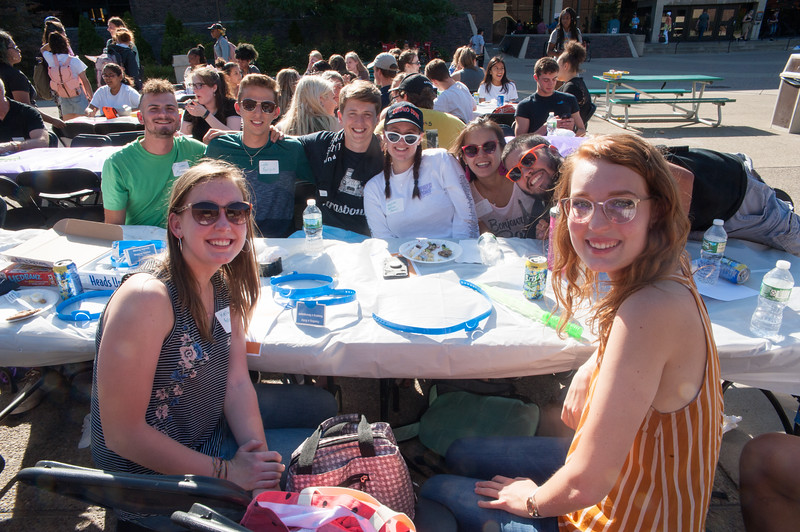 Annual Honors BBQ