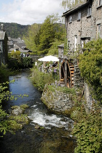 Ambleside water mill